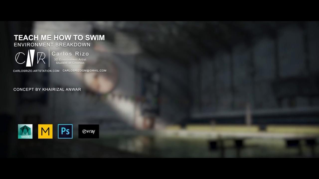 Teach me how to swim