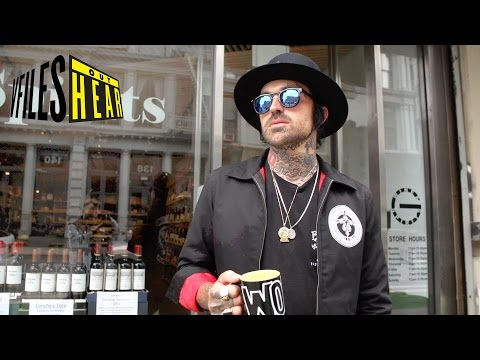 """Drinking """"Alabama Buttslides"""" with Yelawolf - OUT HEAR"""