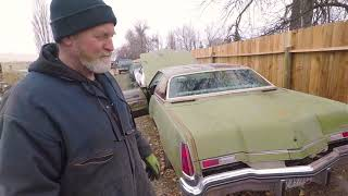 3 Cold Starts! '67, '71, '73 Oldsmobile Toronados + '69 Buick Riviera (updats)
