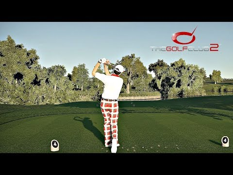 The Golf Club 2 Society Events #10 - PGA CHAMPIONSHIP RD 2 | Ps4 Pro Gameplay