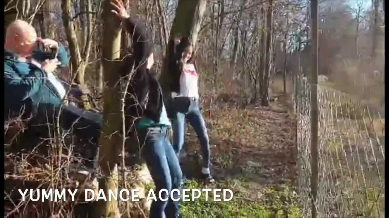 YUMMY DANCE CHALLENGE ACCEPTED[JANINE PUHAWAN&RHYZIE BORZ]