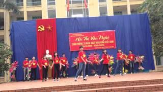 [NHẢY DÂN VŨ] [10A6 THPT NGUYỄN VĂN HUYÊN] Việt Nam Đất Nước Tuyệt Vời