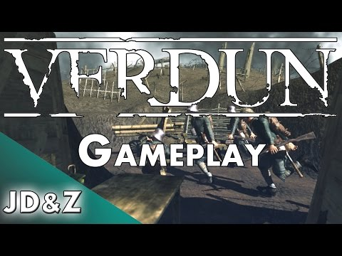 Verdun Gameplay Walkthrough Part 1