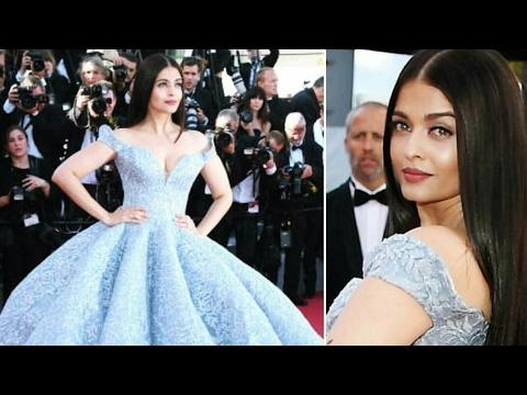 Cannes 2017: Aishwarya Rai Bachchan looks like a Disney princess