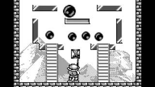 Game Boy Longplay [108] Buster Brothers
