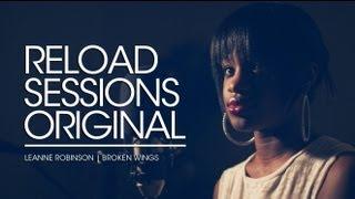 Leanne Robinson: Broken Wings