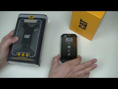 CAT B15 Belt Clip - présentation | par Top-For-Phone.fr