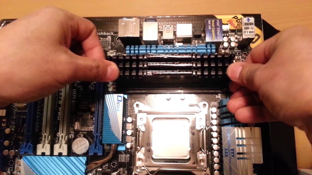 how to create a motherboard