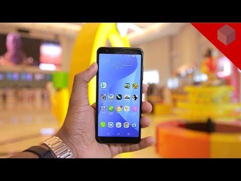 ASUS Zenfone Max Plus M1 Hands On