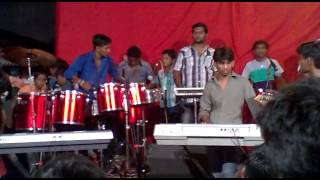 CHEMBUR suresh band aniket musical group..... apdi pode and vajle ki bara