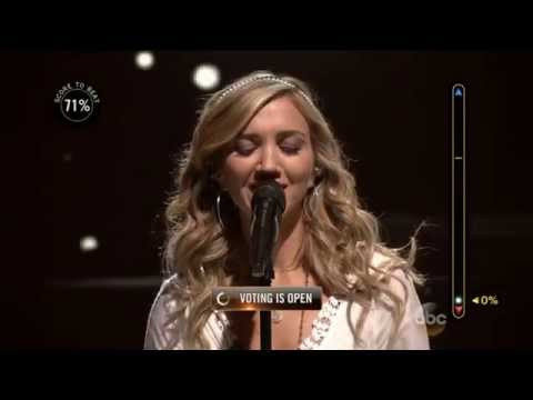 Rising Star - Sarah Darling Sings 'I Hope You Dance'