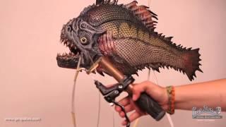 Piranha 3DD - Super Hero with Cable Controls