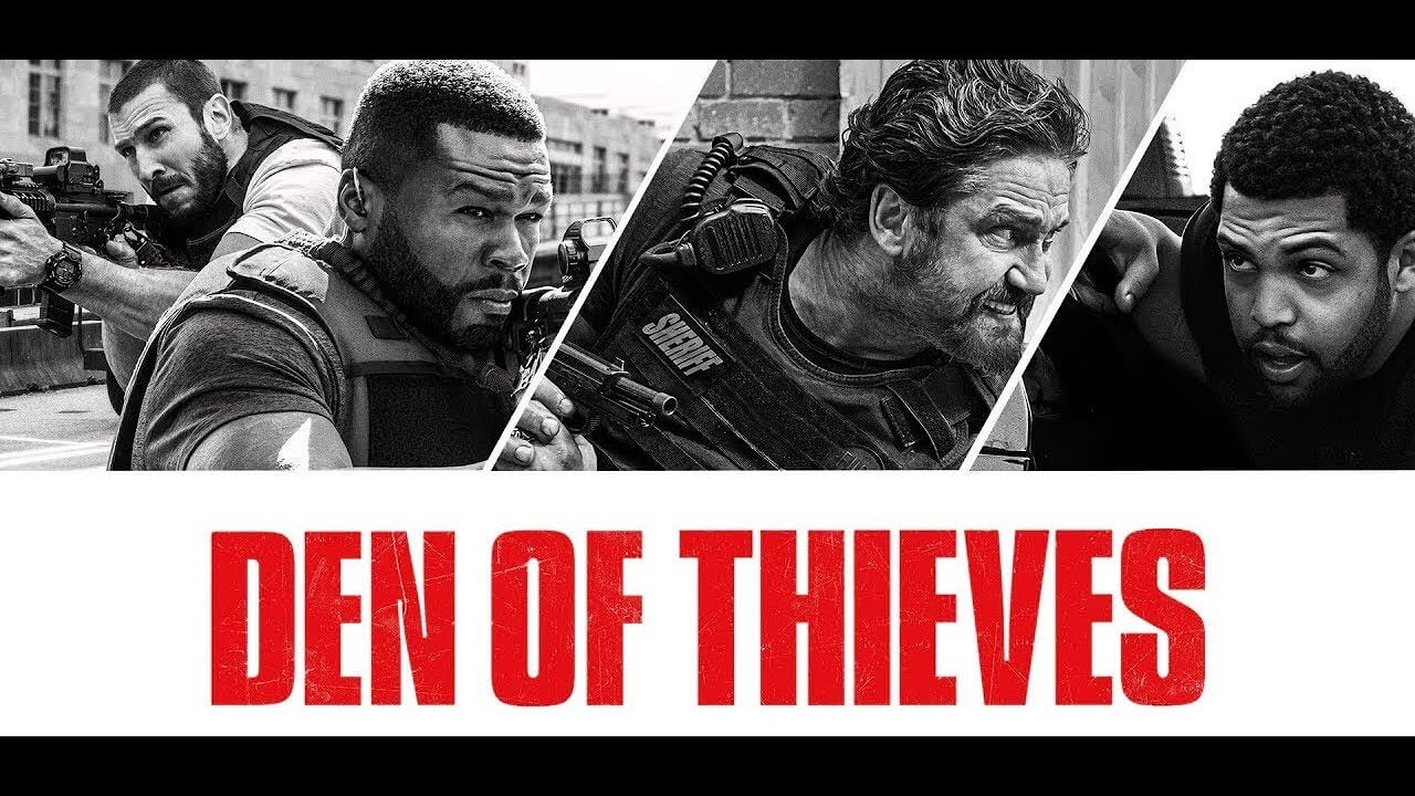 Den Of Thieves - 50 cents