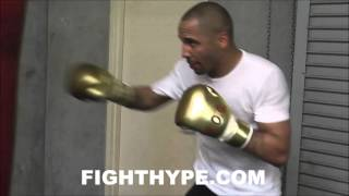 "ANDRE WARD EXPLAINS DECISION TO FIGHT ON COTTO VS. CANELO PPV CARD: ""THIS WAS THE RIGHT SITUATION"""