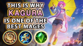 Wow! This New Kagura Skin Turn The Enemies Into Sitting Ducks | Mobile Legends
