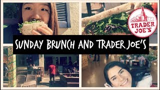 [UC Davis] Sunday Brunch + Trader Joe's Vlog thumbnail