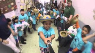 Elmdale Eagles Today| Fly Like an Eagle Lip Dub