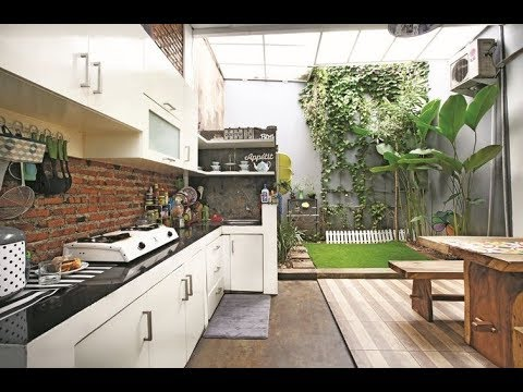 Desain Ventilasi Atap Dapur Rumah Minimalis Youtube