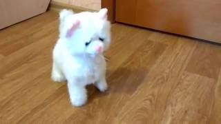 Интерактивный игрушка котенок