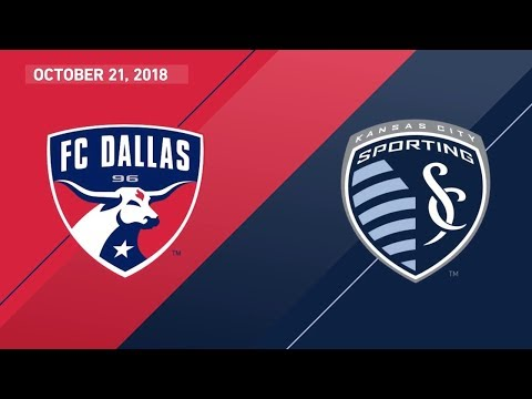 HIGHLIGHTS: FC Dallas vs. Sporting Kansas City | October 21, 2018