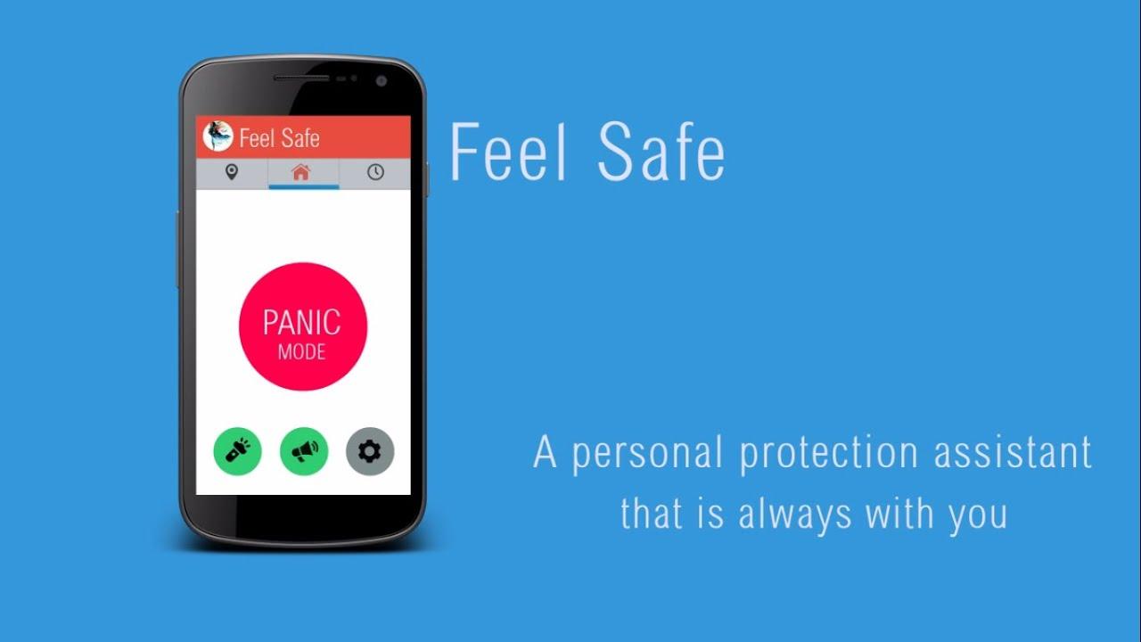 FeelSafe - Animated promo