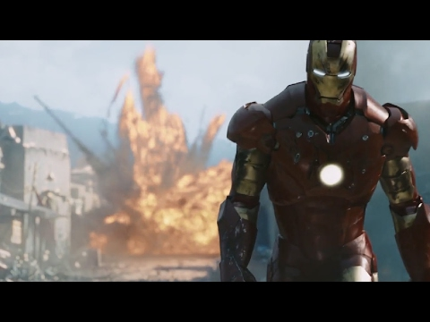 [தமிழ்] Iron Man-I Rescue Scene In Tamil | Super Scene | HD 720p