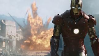 [தமிழ்] Iron Man-I Rescue scene in Tamil | Super Scene | HD 720p