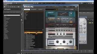 Hardcore Masterz Vienna - Kickdrum tutorial - Microtonic/Filterbank/Guitar Rig