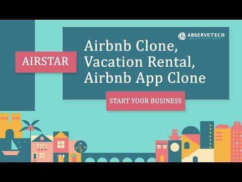 Airbnb Clone | Airbnb Clone Script | Airbnb App Clone - Airstar