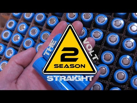 The Straight Volt Season 2 Episode 11 - Sony VTC6 and VTC5a
