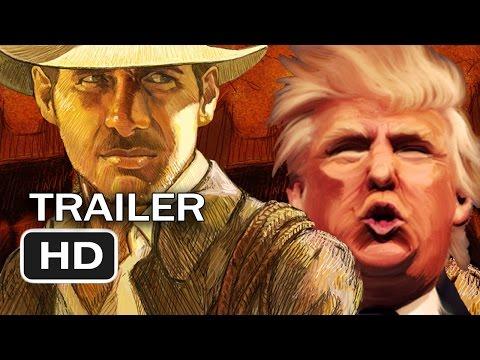 Indiana Jones 5  The Curse of the Orange God 2018  Parody