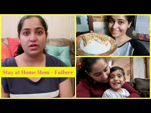 Are Stay At Home Moms A Failure? + Spinach and Corn Sandwich Recipe