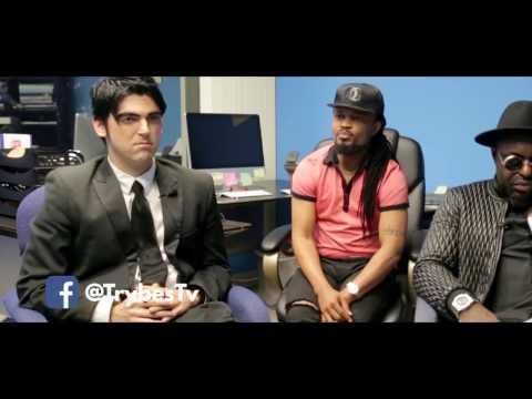 Jim Iyke, Evan King & Moses Inwang's Interview | Making of 'American Driver'
