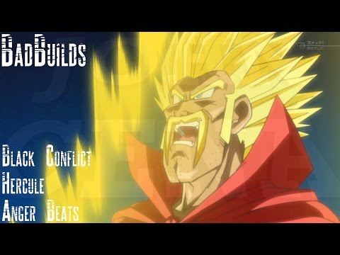 BadBuilds - TRICKS AND LIGHT SHOWS! Black Conflict Hercule Anger Beats