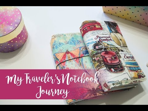 Traveler's Notebook Journey