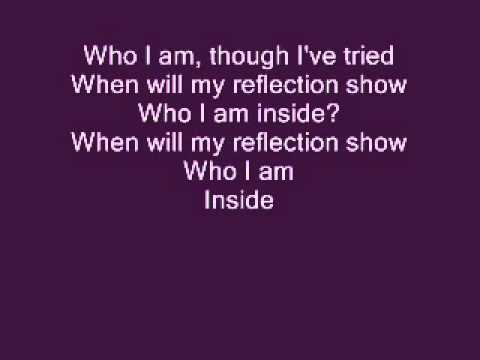 Mulan Jr.: Reflection with lyrics