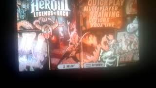 gameplay de guitar hero 3