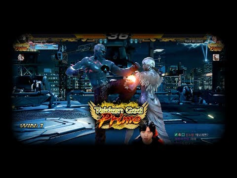 [철권7] Tekken God Prime 강등매치 LowHigh(Bryan) VS Fran(Anna) 2018/10/28