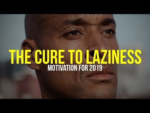 David Goggins - The Cure To Laziness