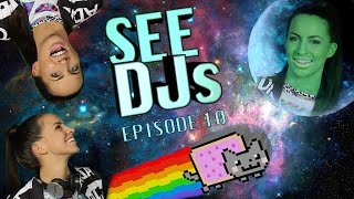 SEE DJs Episode 10,  Mixing with Filter Effects with Brazzabelle