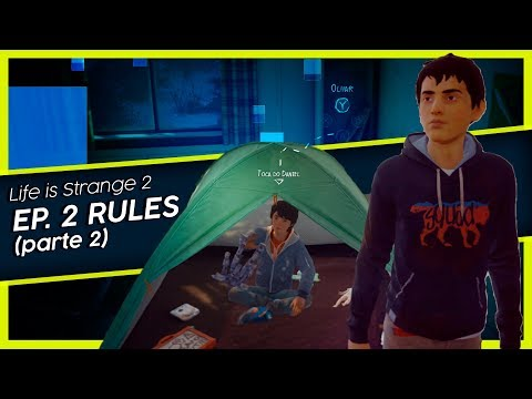 Life is Strange 2 Rules - Episódio 2 - Gameplay em PT-BR - Parte 2 thumbnail