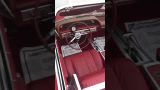 1964 Chevy impala SS convertible how to do LS swap