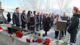 В Волгограде почтили память жертв декабрьских терактов 2013 года