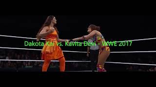 INDIAN WOMAN FIGHT IN WWE- Idea To Learn