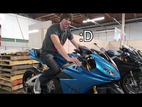 Lightning Electric Motorcycles - Page 6 - BARF - Bay Area Riders Forum