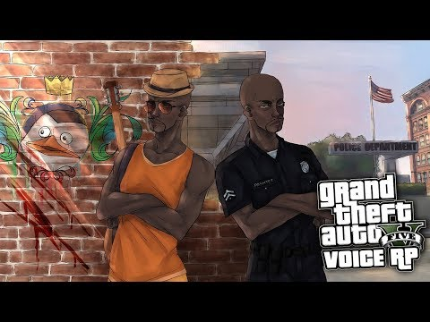 🐧 GTA 5 VOICE RP !  ЮБИЛЕЙНЫЙ СТРИМ!4К ПОДПИСОТЫ! 👮🏿 REDAGE BLACK!