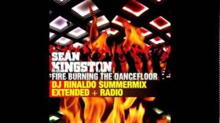 Sean Kingston - Fire Burning (Dj Rinaldo Summermix - Radio Edit )