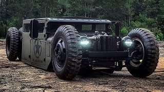 Crazy Cars \u0026 Creations Like You've Never Seen 😈 Rat Rods \u0026 More