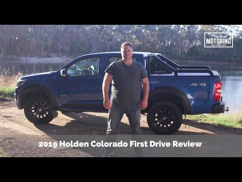 Holden Colorado Australia Holden Debuts Not To Be Outdone Ad