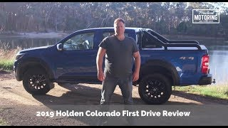 2020 Holden Colorado Review - First Drive Impressions